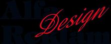 Alfareklam Logotyp